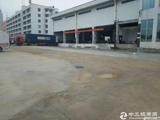 东莞厚街10万平方高台仓物流仓储招租-图3