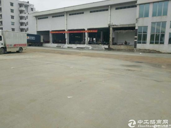 东莞厚街10万平方高台仓物流仓储招租-图4