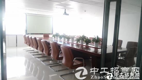 东莞厚街成熟工业区带装修标准厂房出租-图3