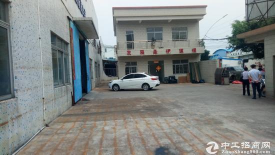 中山东凤独门独院星棚3100方出租有办公室