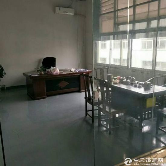 长安霄边新出楼上豪华精装修办公室360平厂房招租-图3