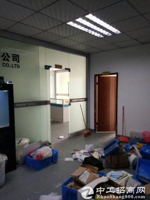 坪山新出大型工业园精装修500平厂房招租-图3
