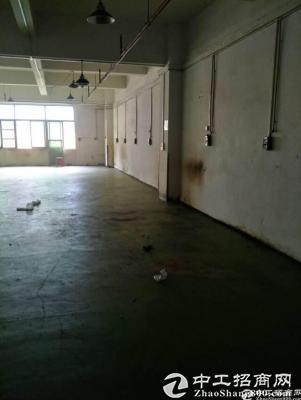 出租   坪山带装修厂房460平米出租