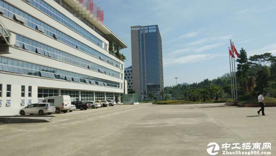 龙岗深汕路旁边新出厂房10500平出租-图3