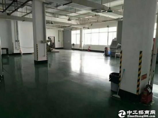 出租龙岗深汕路旁边新出厂房10500平出租
