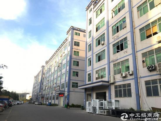布吉周边新出八成新红本独院厂房6层12000平方