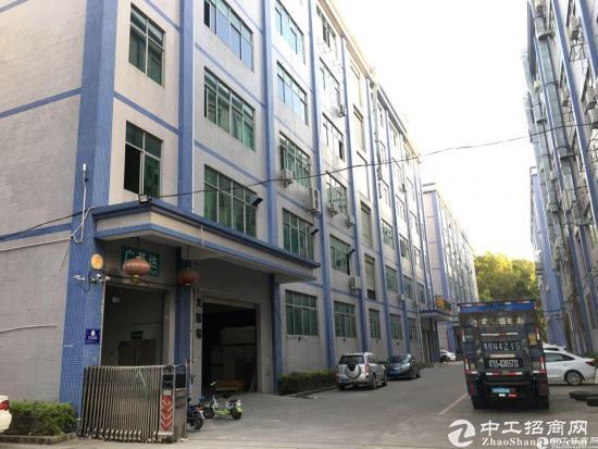布吉周边新出八成新红本独院厂房6层12000平方-图2