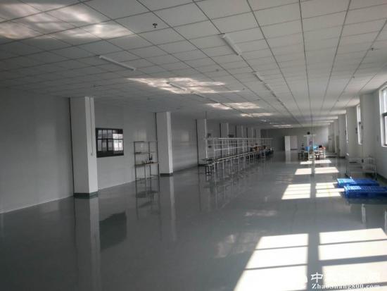 石岩水田楼上1250平带装修厂房招租-图2
