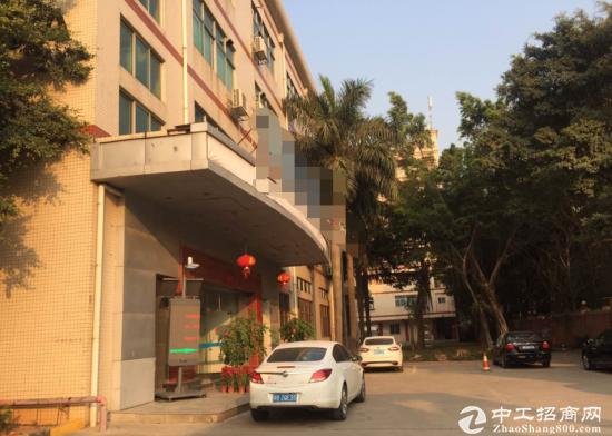 福永沿江高速口新出楼上900平米精装修厂房招租-图9