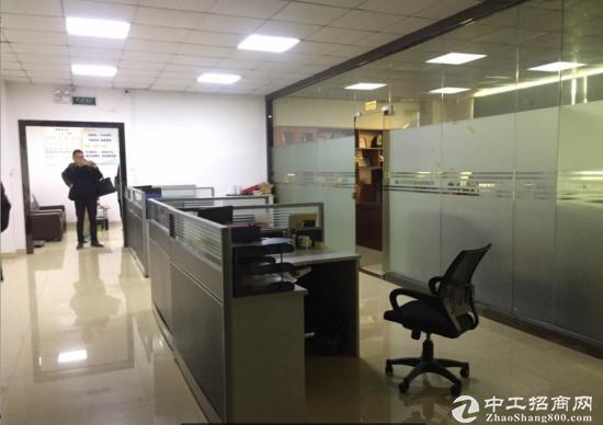 福永沿江高速口新出楼上900平米精装修厂房招租-图13