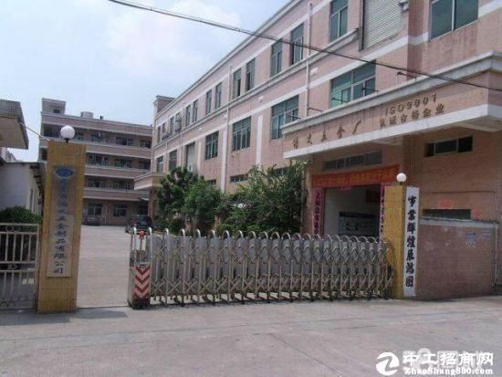 横岗 大康原房东带行车一楼高5米整层780平厂房-图2