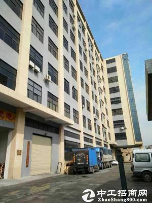 公明南光高速出口楼上2200平方带豪华装修厂房出-图3