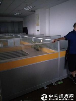 公明南光高速出口楼上2200平方带豪华装修厂房出-图5