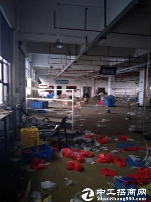 公明南光高速出口楼上2200平方带豪华装修厂房出-图4