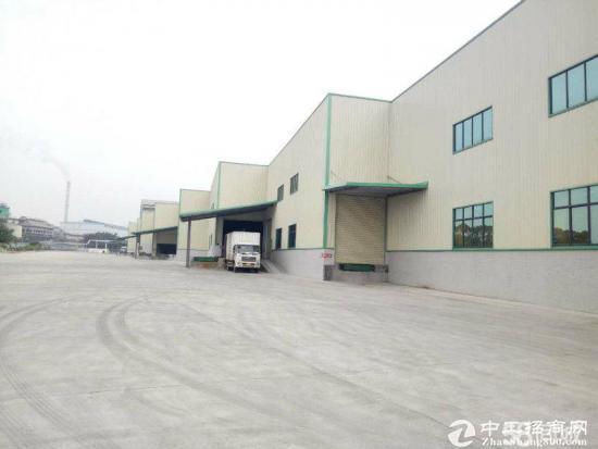 长安锦厦新出全新钢构厂房3580平10米滴水-图4