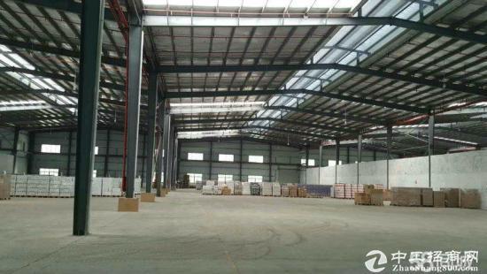 长安锦厦新出全新钢构厂房3580平10米滴水-图2