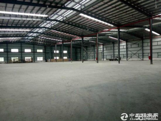 长安锦厦新出全新钢构厂房3580平10米滴水-图3