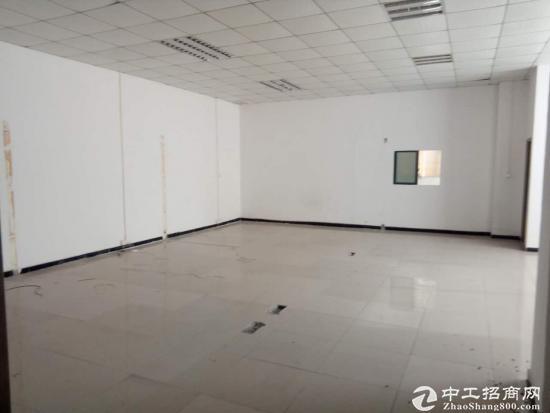 寮步浮竹山标准一楼厂房900平方招租