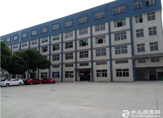 福永出租楼上厂房3600平方电大非常适合电子