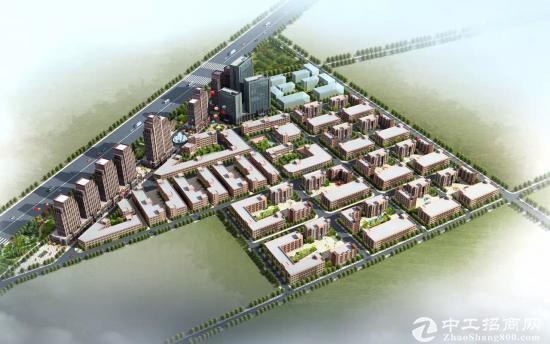 河北福建中小企业科技园厂房办公出售-图4
