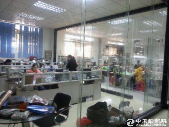 东莞南城3000平方带鞋厂全套设备出租,价格超低,可提供订单支持-图3