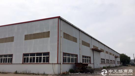 胶州李哥庄镇工业园厂房出租