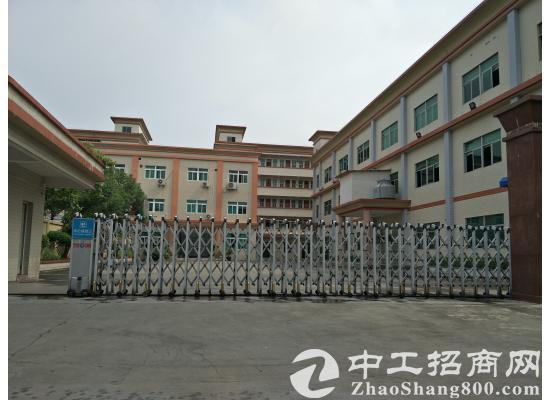 茶山镇标准厂房分租一层1500平方米