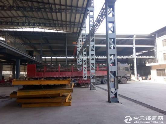 独门独院厂房出租6000平米带行车带装修