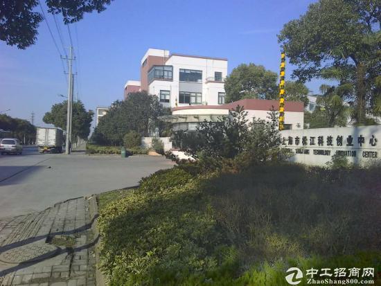 园区联排独栋小面积绿证办公研发生产厂房诚售 可按揭