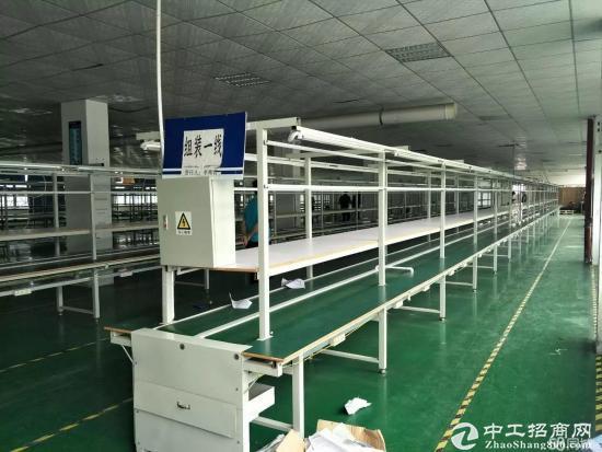福永新和新出二楼1100平米带装修招租厂房出租-图7