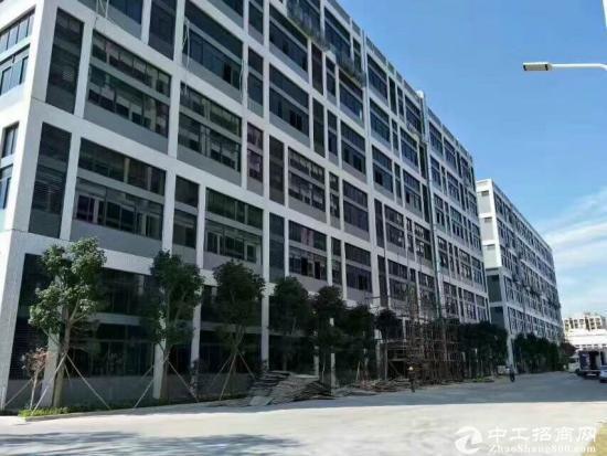 全新重工业红本厂房出租层高5.5米单层3600平米火爆招租