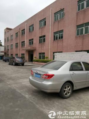 福永一楼厂房850平米内有精装修办公室-图2