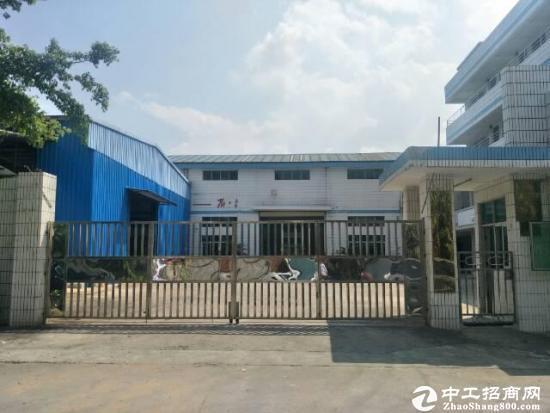 汀山东埔单一层厂房3000平米,原房东出租