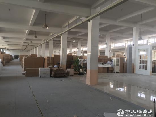余杭良渚100方到7800方标准厂房 大车好进出 有货梯