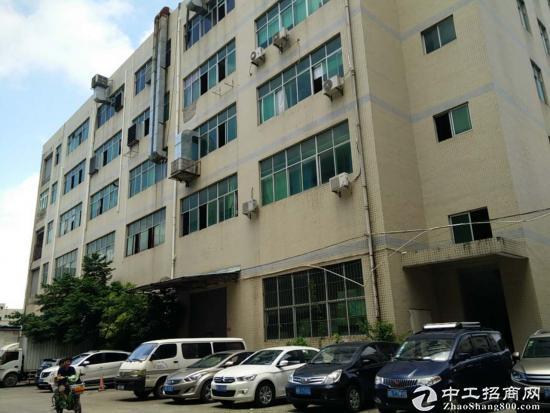 南山西丽独门独院厂房1-5层11000平米厂房出租
