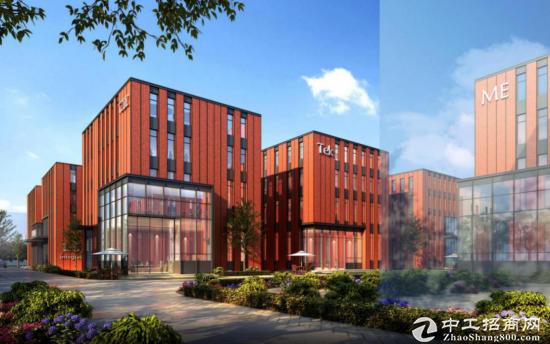 出售高碑店河谷智能科技小镇独栋工业园区厂房可按揭大产权,环评