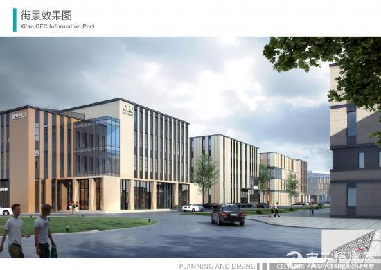 央企产业园独栋厂房出售-图3