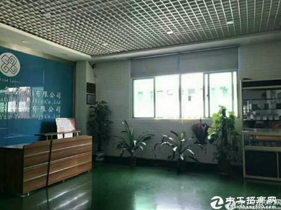 厚街镇中心区地段5200方9成新独院厂房出租