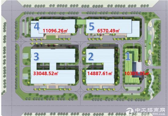 工业园区全新标准电子厂房可租可售-图3