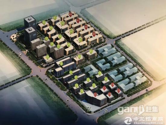 长沙高新区同荣同心国际工业园厂房出售