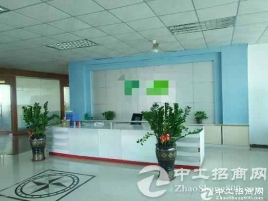 福永桥头地铁站附近新出1300平方豪华装修厂房