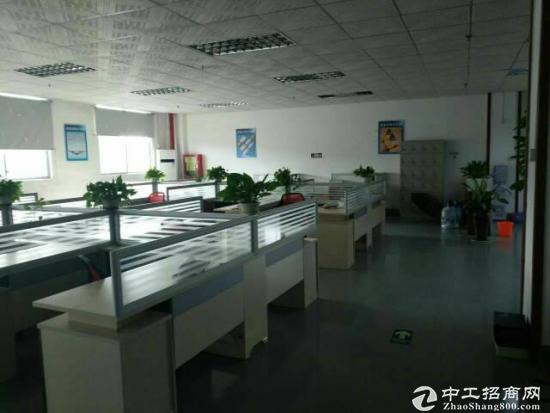 福永桥头地铁站附近新出1300平方豪华装修厂房-图4