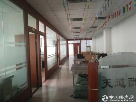 福永桥头地铁站附近新出1300平方豪华装修厂房-图2