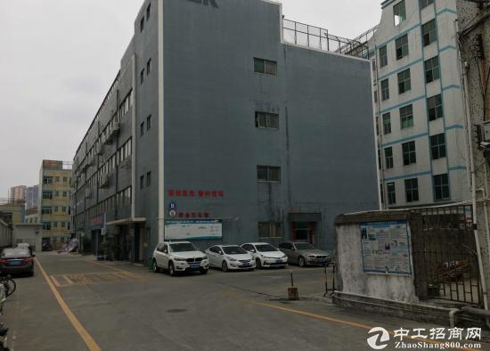 龙华免税工业园2000平厂房出租,配套齐全