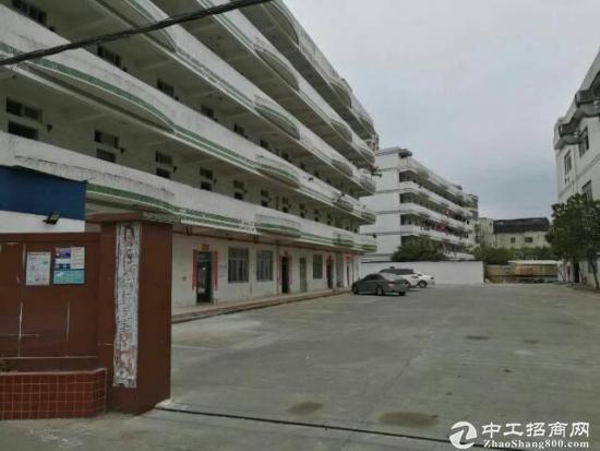 龙岗嶂背社区4800平独院厂房出租大小可分租-图4