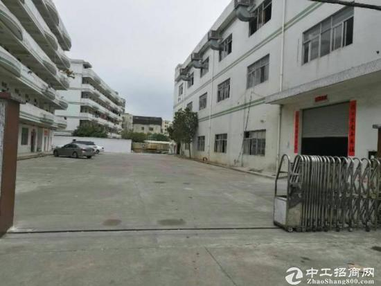 龙岗嶂背社区4800平独院厂房出租大小可分租-图2