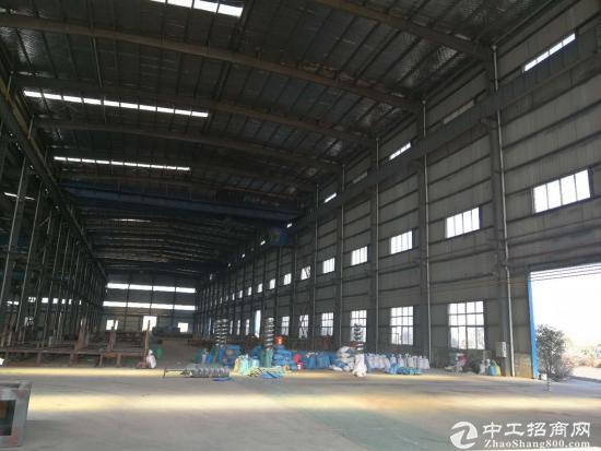 团风工业园新出20000平钢结构厂房招租 可分租-图5