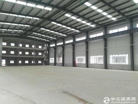 标准钢构厂房