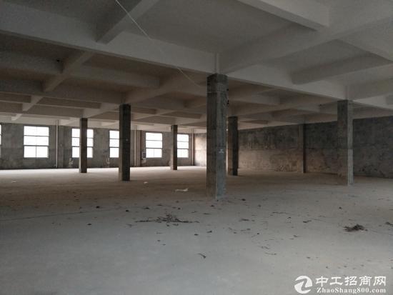 闽台工业园独栋3层厂房招租 8000平 可分租-图3
