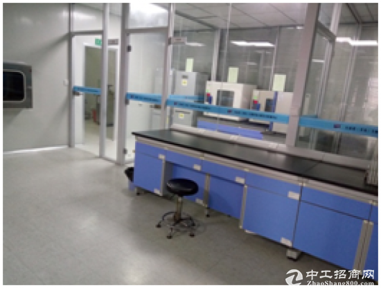 青岛高新区6000平生物科技公司对外转让出租(有完善实验室)-图4
